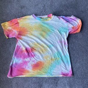 Rue21 Tie Dye T-Shirt